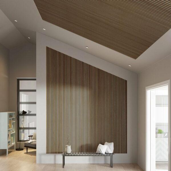 rustikk-brun-eik-kan-brukes-til-bade-vegg-og-tak